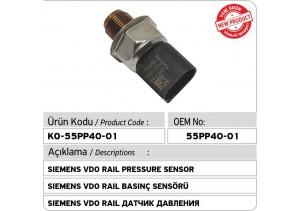 Siemens VDO Rail Basınç Sensörü