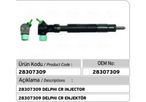 28307309 Delphi Enjektör (A6510703087)