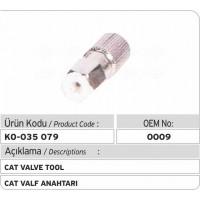 Cat Valf Anahtarı
