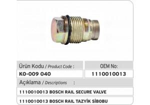 1110010013 Bosch Basınç Sınırlama Valfi