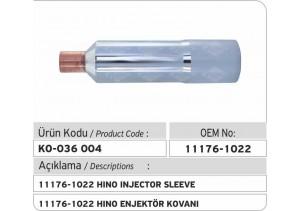 11176-1022 Hino Enjektör Kovanı