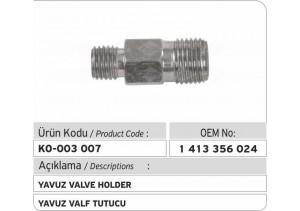 1413356024 Volvo Yavuz Valf Tutucu