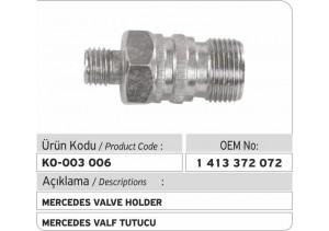 1413372072 Mercedes Valf Tutucu