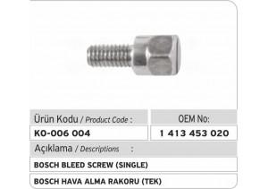 1413453020 Bosch Hava Alma Rakoru