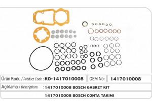 1417010008 Bosch Conta Takımı