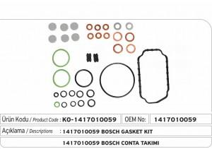 1417010059 Bosch Conta Takımı
