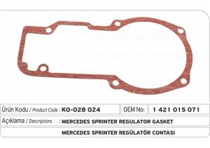 1421015071 Mercedes Sprinter Regülatör Contası
