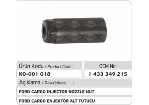 1433349215 Ford Cargo Enjektör Tutucusu