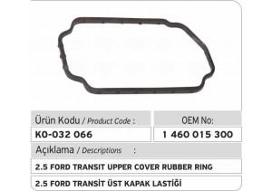 1460015300 2.5 Ford Transit Üst Kapak Lastiği