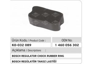 1460056302 Bosch Regulator Takoz Lastiği