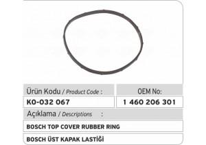 1460206301 Bosch Üst Kapak Lastiği
