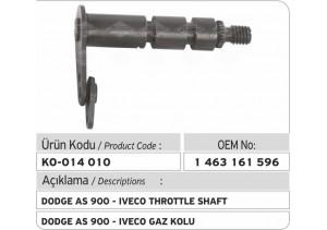 1463161596 Gaz Kolu Dodge AS 900 - Iveco