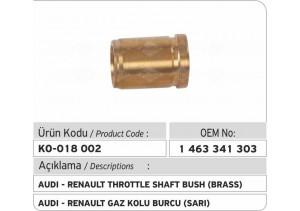 1463341303 Audi-Renault Gaz Kolu Burcu (pirinç)