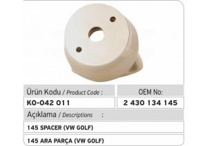 2430134145 Ara Parça (VW Golf)