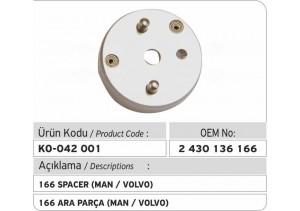 2430136166 Ara Parça (MAN-Volvo)