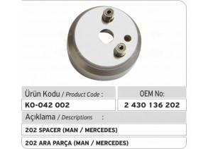2430136202 Ara Parça (MAN-Mercedes)