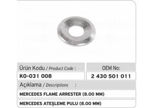 2430501011 Mercedes Ateşleme Pulu (8.00 mm)