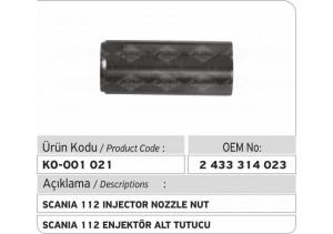 2433314023 Scania 112 Enjektör Tutucusu