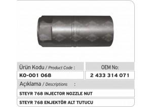 2433314071 Steyr 768 Enjektör Tutucusu