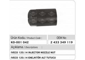 2433349119 Iveco 120.14 Enjektör Tutucusu