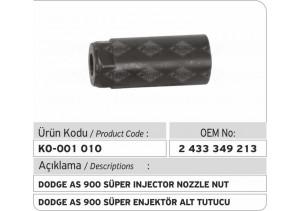 2433349213 Dodge As 900 Super Enjektör Tutucusu