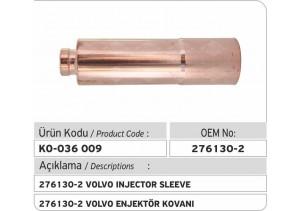 276130-2 Volvo Enjektör Kovanı