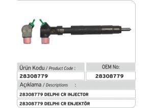 28308779 Delphi CR Enjektör