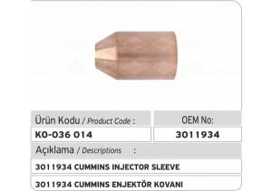 3011934 Cummins Enjektör Kovanı