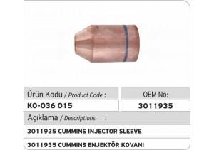 3011935 Cummins Enjektör Kovanı