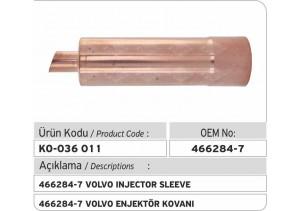 466284-7 Volvo Enjektör Kovanı