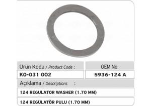 5936-124 A Regülatör Pulu (1.70 mm)