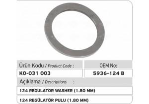 5936-124 B Regülatör Pulu (1.80 mm)