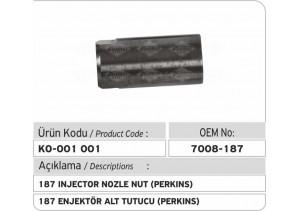 7008-187 Perkins Enjektör Tutucusu