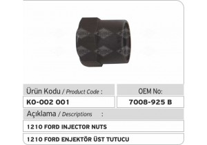 7008-925B Ford 1210 Enjektör Üst Tutucu