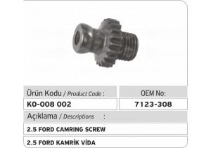 7123-308 2.5 Ford Kamrik Vida