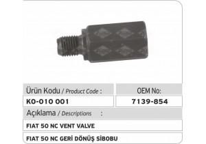 7139-854 Fiat 50 NC Geri Dönüş Sibobu