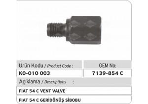 7139-854C Fiat 54 C Geri Dönüş Sibobu