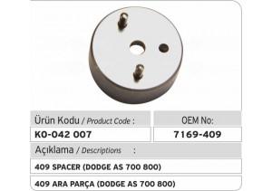 7169-409 Ara Parça (Dodge AS 700-800)