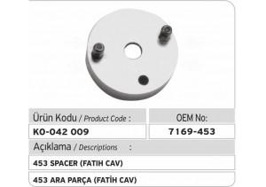 7169-453 Ara Parça (Fatih CAV)