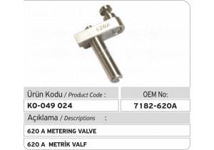 7182-620 A Metrik Valf