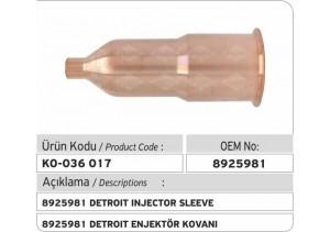 8925981 Detroit Enjektör Kovanı