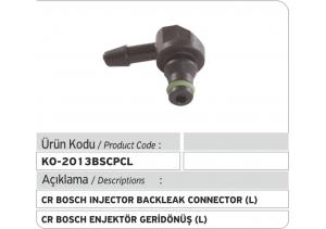 Bosch Common Rail Enjektör Geri Dönüş Plastiği L