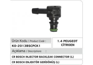 Bosch Common Rail Enjektör Geri Dönüş Plastiği (1.4 Peugeot, Citroen)
