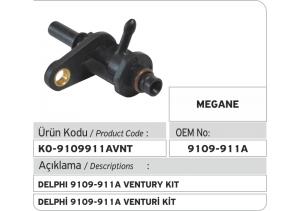 Delphi 9109-911A Ventury Kit