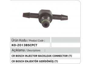 Bosch Common Rail Enjektör Geri Dönüş Plastiği T