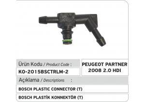Bosch Common Rail Enjektör Geri Dönüş Plastiği (Peugeot)
