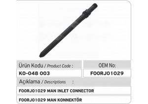 F00RJ01029 İç Konnektör