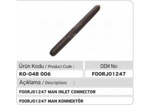 F00RJ01247 İç Konnektör