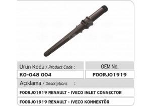 F00RJ01919 İç Konnektör