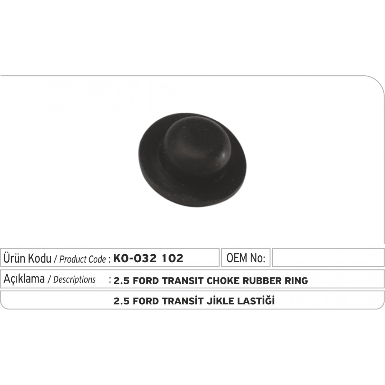 2.5 Ford Transit Jigle Lastiği